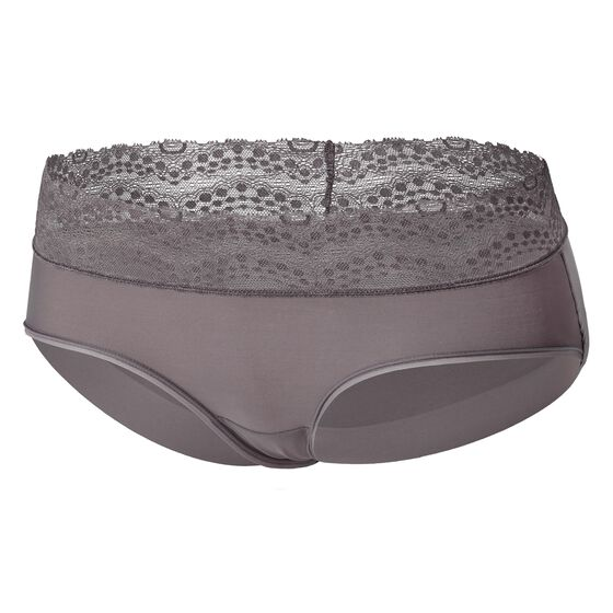 MICRO HIPSTER INVISIBLE LACE Taupe, taupe lace (web), hi-res