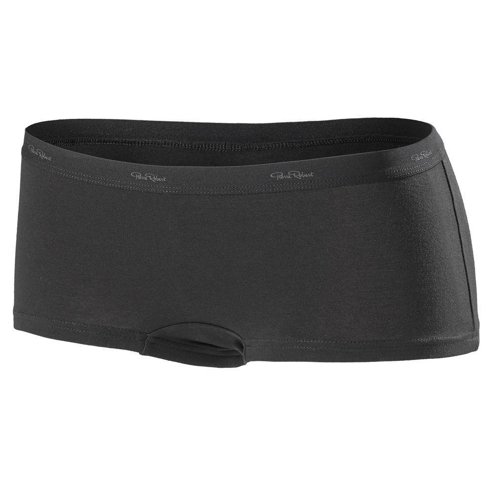 Cotton Boxer (GOTS), black, hi-res