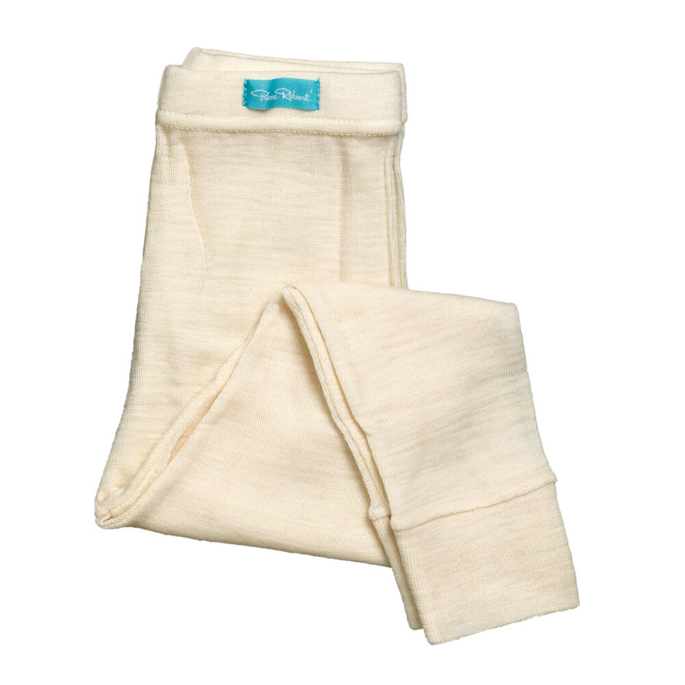 Baby Tights off white