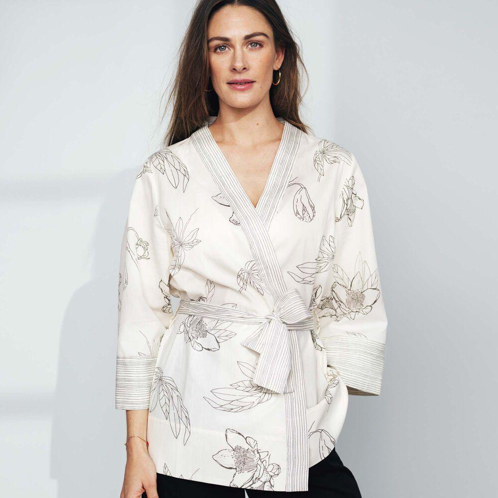 Loungewear kietaisupaita Jenny Skavlan, , hi-res