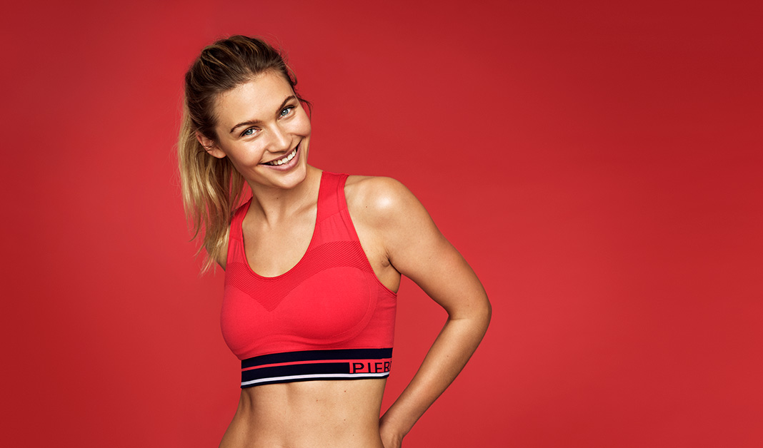 sports bra Pierre Robert